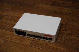 1000BASE-T Switching Hub